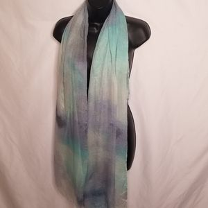 Nordstrom colorful scarf